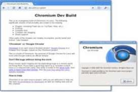 Google Chrome Beta 55