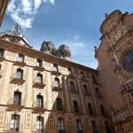 Монастырь Монтсеррат (Monasterio de Montserrat)