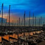 Олимпийский порт Барселоны
