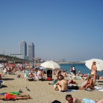 Пляж Барселонета (Playa Barceloneta)