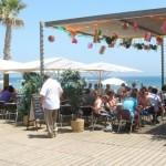 Пляж Sant Sebastia