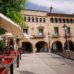 Испанская деревня в Барселоне (Poble Espanyol)