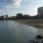 Плайя дель Пасео Маритимо или Левант (Playa del Paseo Maritimo or Llevant)