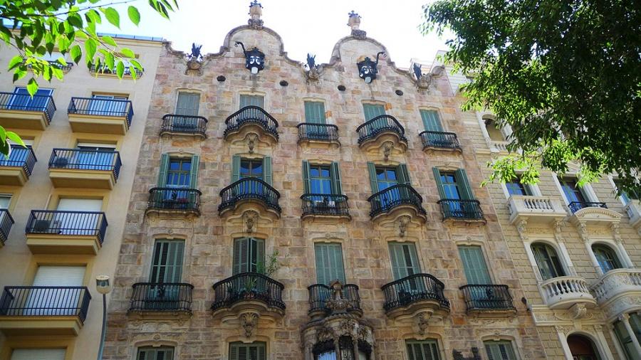 Дом Кальвет Барселона