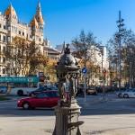 Эшампле - район в Барселоне