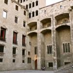 Дворец наместника в Барселоне