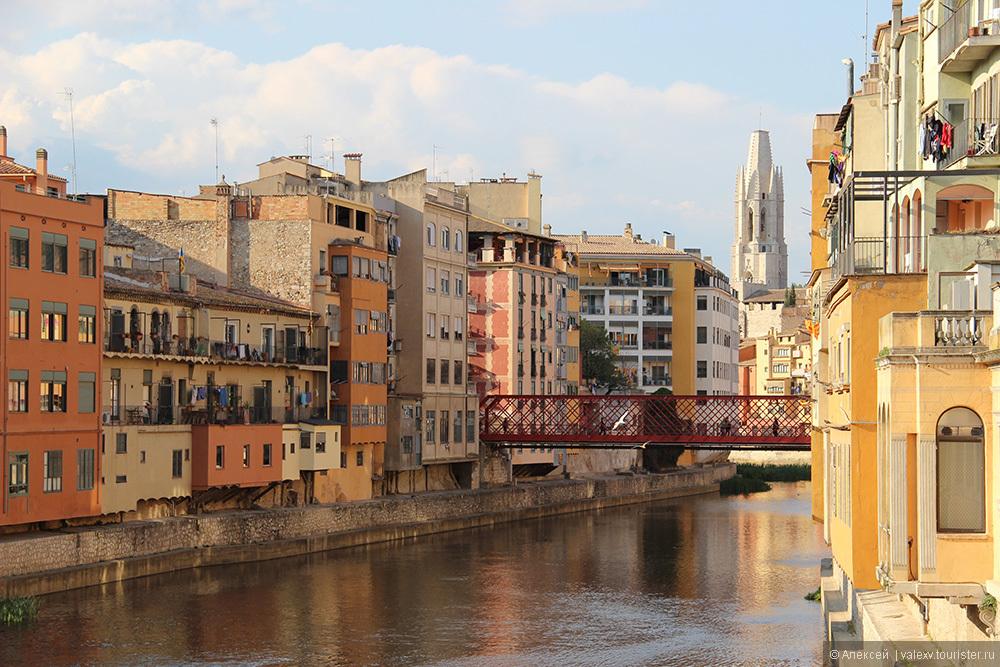 город Жирона Испания
