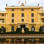 Королевский дворец Педральбес