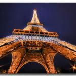Популярные достопримечательности Парижа (Франция).