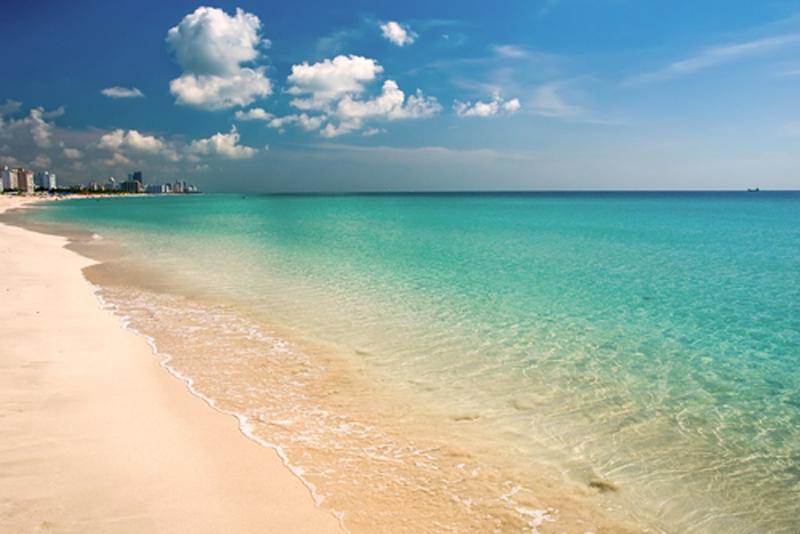 Песчаные пляжи Кипра.