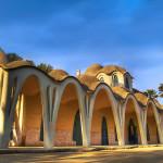 Причудливые архитектурные формы Каталонии