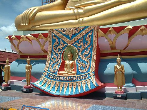 Храм Пхра Яй (храм Большого Будды),