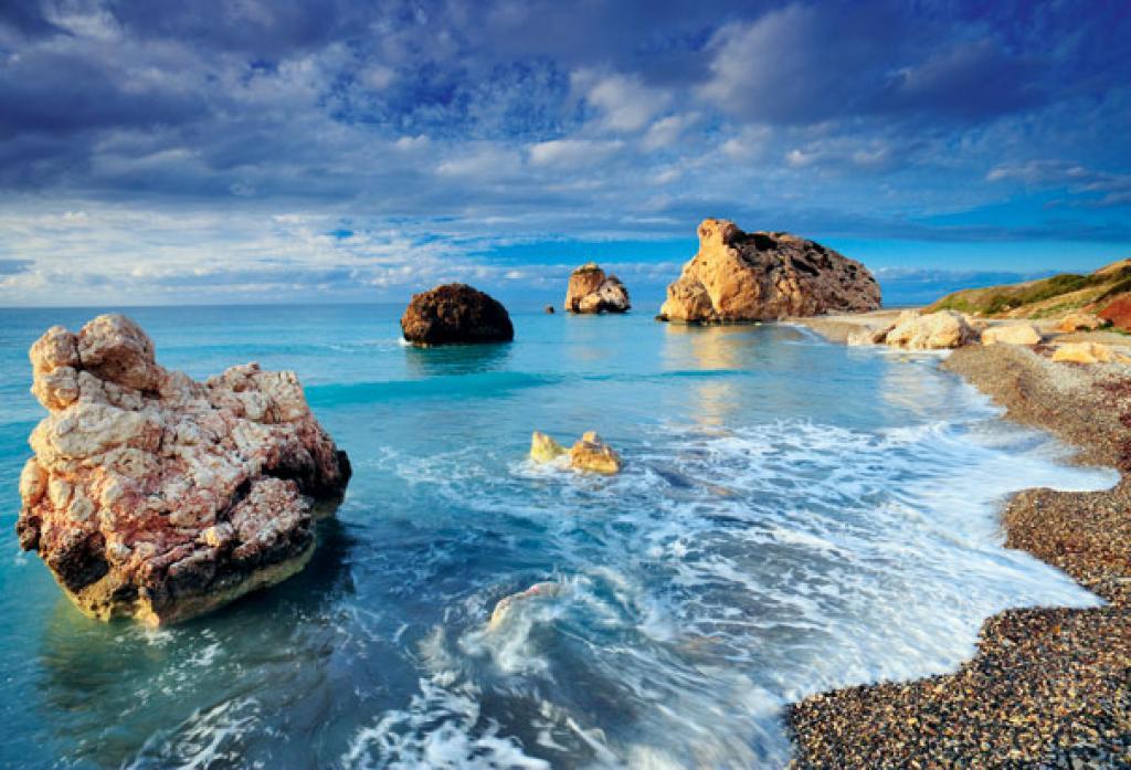 Сказочные места для отдыха Кипр и Турция