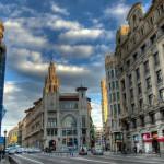 Улица Виа Лаетана (Via Laietana)