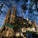 Церковь Святого Семейства (Sagrada Familia)