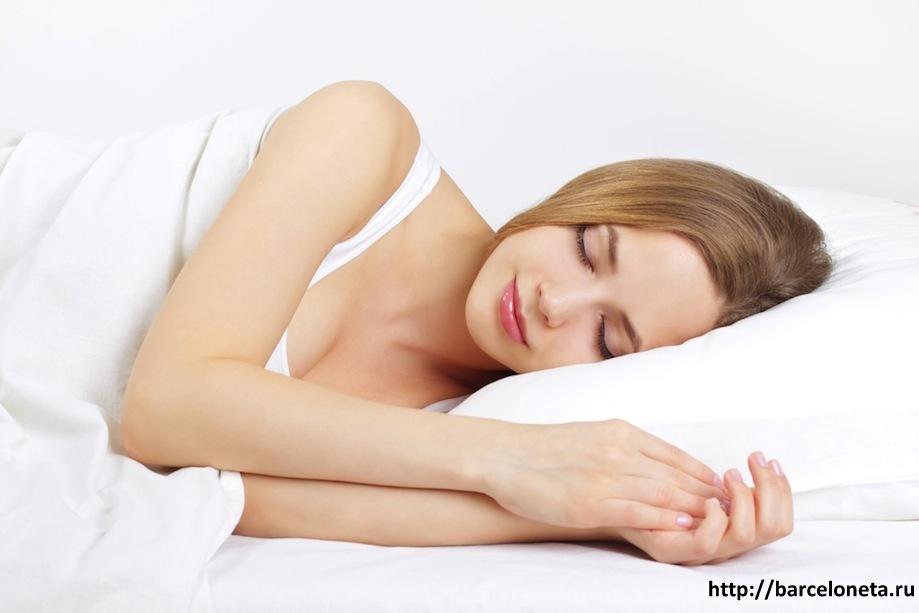 здоровый сон залог здоровья