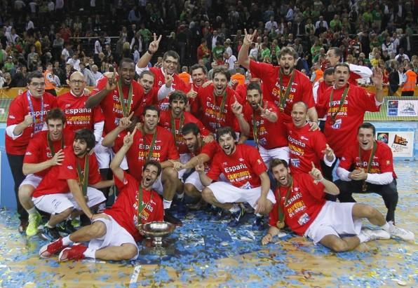 Баскетбол в Испании