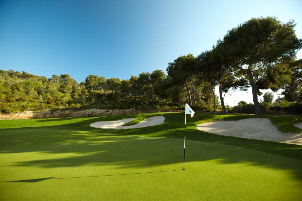Гольф в Испании