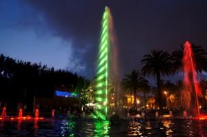 Кибернетический фонтан