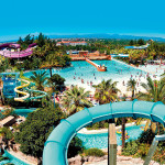 Парк Costa Caribe Aquatic в Салоу — аквапарк Costa Caribe