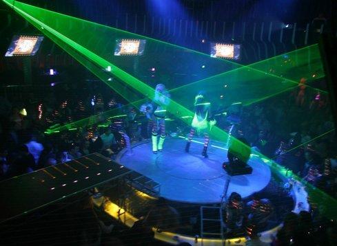 Ночной клуб Опера в Москве