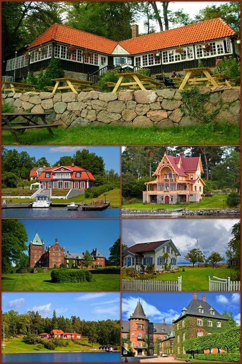Путешествие по Швеции