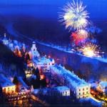 Святогорская Лавра — красивейшие фото