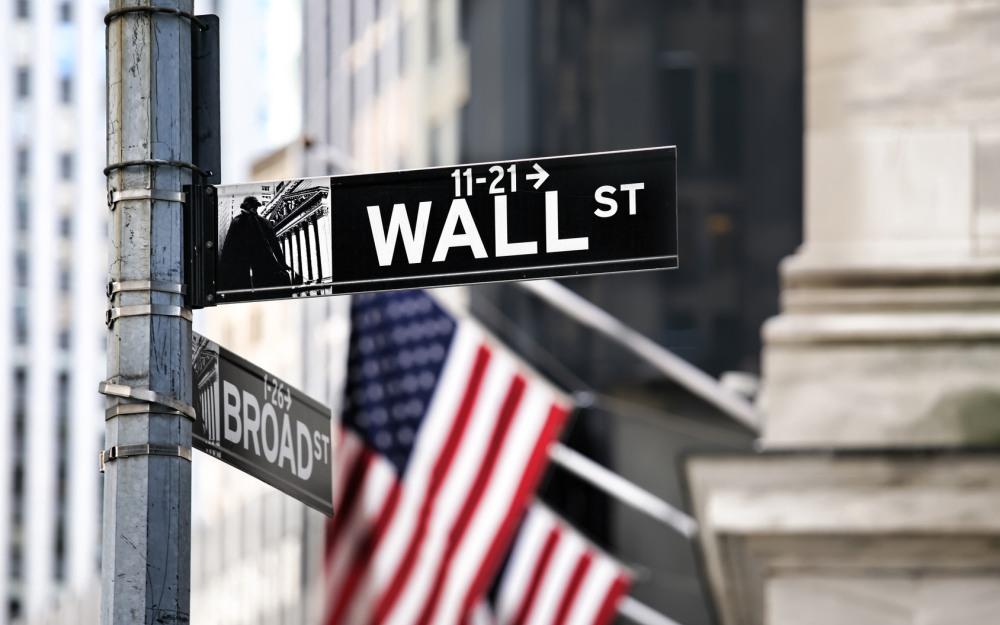 Уолл стрит – финансовый центр Нью-Йорка