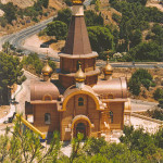 Храм Архангела Михаила ( г.Альтеа, Испания)