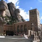 бенедиктинский монастырь Монтсеррат