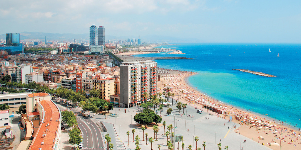 Бюджетный отдых в Барселоне