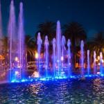 Поющие фонтаны - Салоу