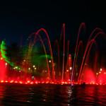 Поющие фонтаны Салоу