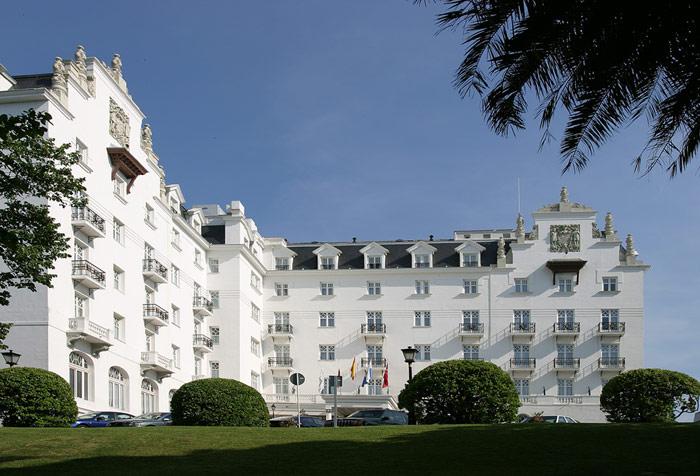 Hotel Real, Сантандер