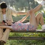 Романтический секс на отдыхе
