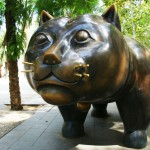 «Равальский кот», Барселона