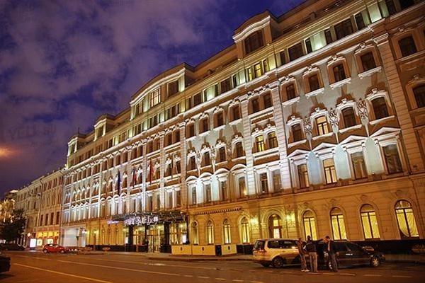 Гостиница Петр I Москва
