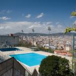 Олимпийские бассейны Берната Пикорнеля -Барселона