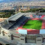 Олимпийский стадион Барселоны