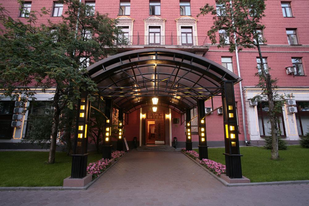 Отель «Максима Заря» Москва
