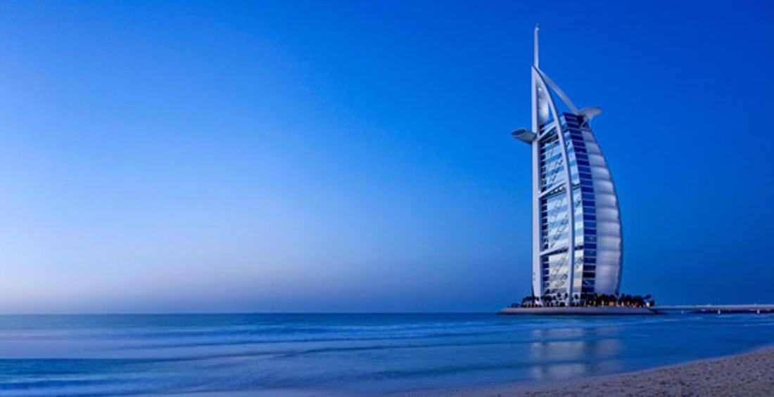 Отель Burj Al Arab Jumeirah или отель-парус