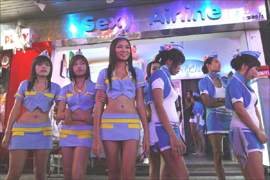 Древний секс (18 На западе Таиланд чаще всего ассоциируется с секс-тури