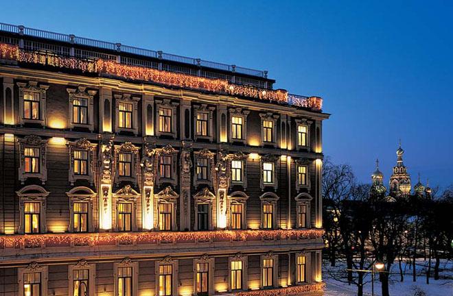 гранд отель Европа Санкт-Петербург