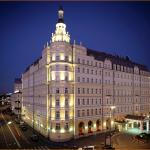 Топ-10 самых шикарных отелей Москвы