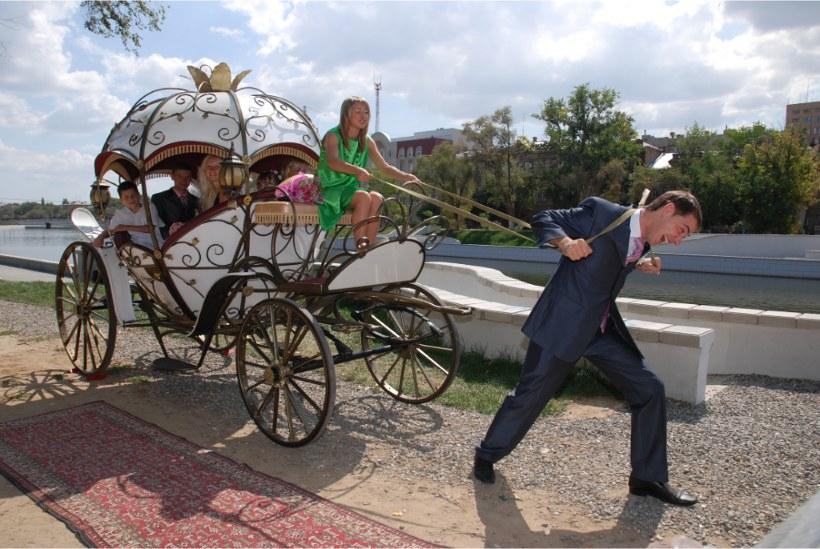 свадьба в Астрахани