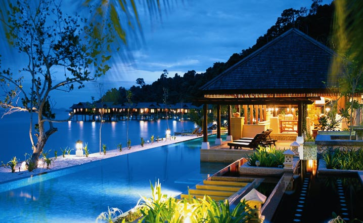 Pangkor Laut - spa курорт