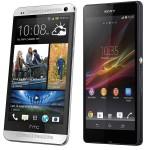 HTC и Sony
