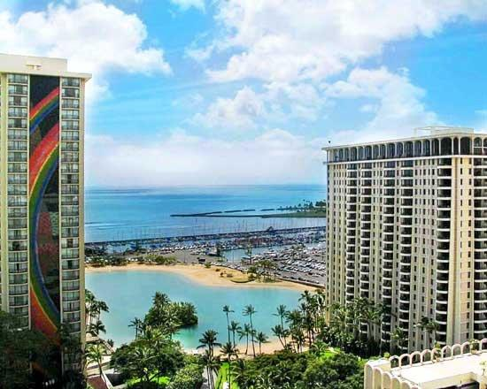 Hilton Havaiian Village