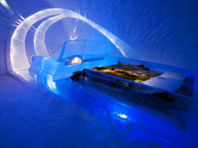 Ice Hotel Юккасъярви