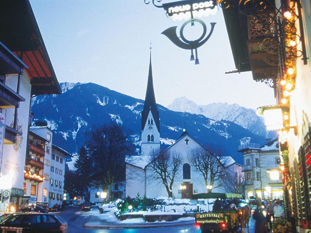 Mayrhofen –  горнолыжный курорт Австрии
